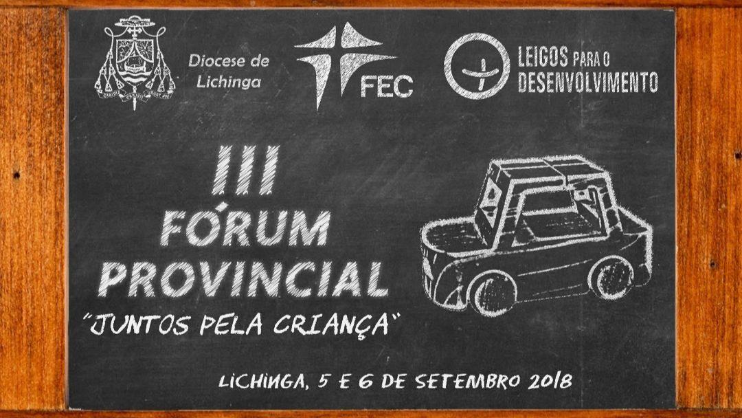 "III Fórum Provincial ""Juntos pela Criança"" – Othukumana II"