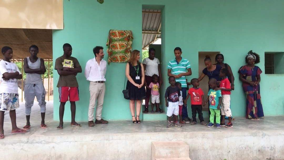 Inaugurado o primeiro dos cinco jardins-de-infância construídos pelo Programa de Ensino de Qualidade em Português na Guiné-Bissau
