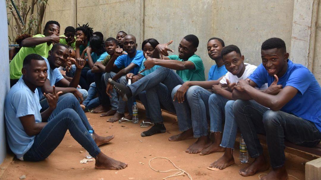 Peça de Teatro sobre os Direitos Humanos em Angola