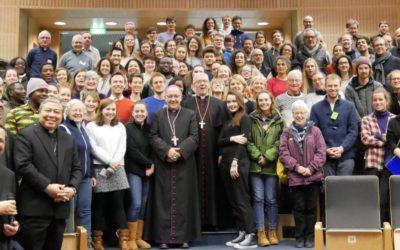 O compromisso dos jovens católicos na COP 24 lança a esperança pela justiça climática e os direitos humanos