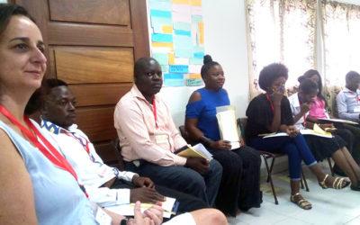 Training for Transformation: formação avança em Angola