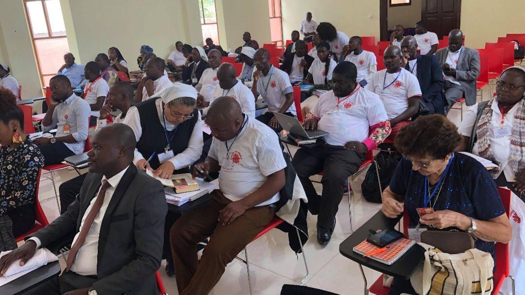 Conselho Geral da Caritas de Angola