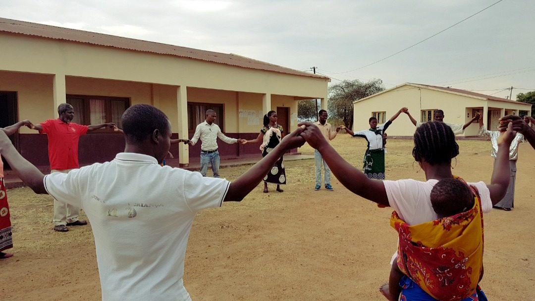 Fortalecimento de Parceiros Institucionais em Moçambique