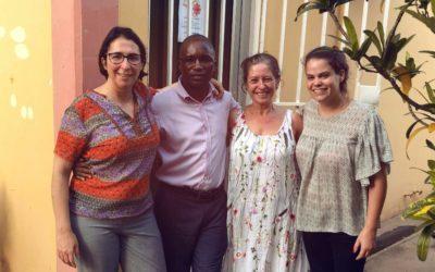 Diretora-Executiva da FEC visita projetos e parceiros em Angola
