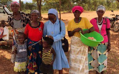 FEC visita comunidade beneficiária de novo projeto em Angola
