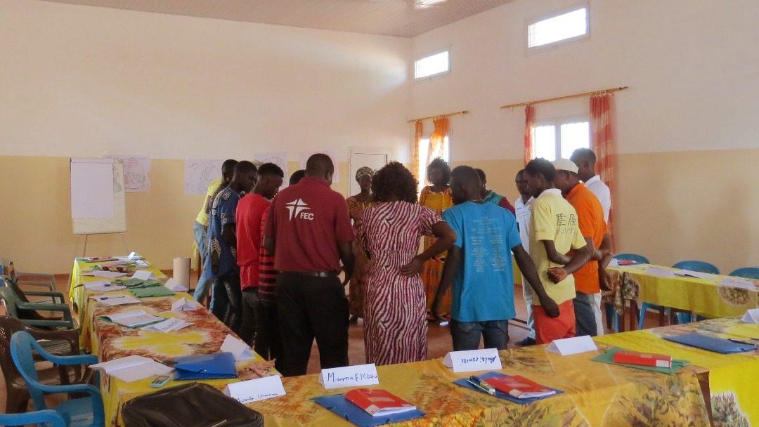 FEC dá formação a agentes sociocomunitários na Guiné-Bissau