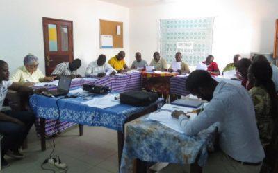 FEC dá formação sobre Gestão Financeira e Contabilidade em Bissau