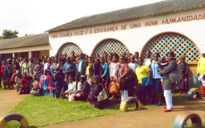 Formação de Agentes Educativos em Moçambique