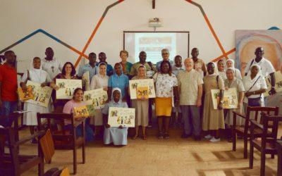 Encontro nacional de Centros de Recuperação Nutricional na Guiné-Bissau