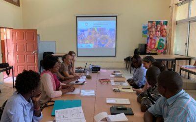 FEC apresenta relatório de caracterização do pré-escolar na Guiné-Bissau