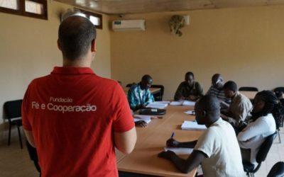 Termina o curso de língua portuguesa para técnicos do Ministério da Educação da Guiné-Bissau