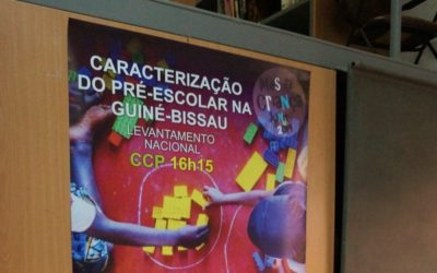 Ministério da Educação e FEC apresentam a Caracterização do Pré-Escolar na Guiné-Bissau