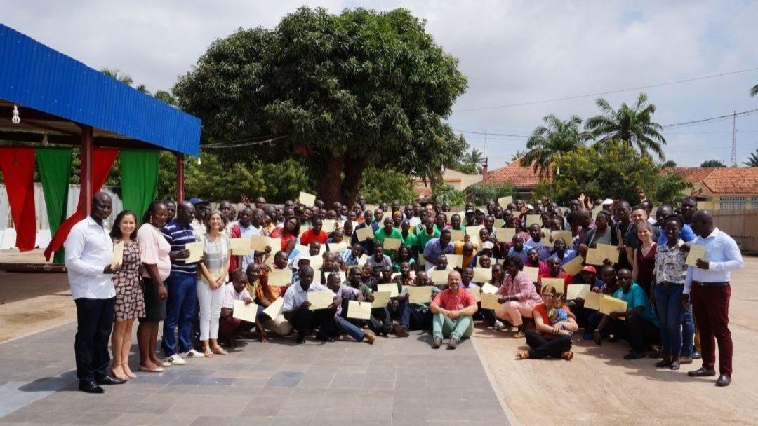 Guiné-Bissau: FEC entrega 220 certificados a formadores