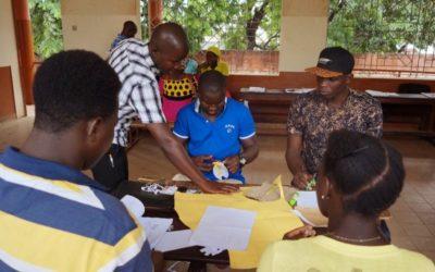 322 Agentes de Educação de Infância Capacitados pela FEC na Guiné-Bissau