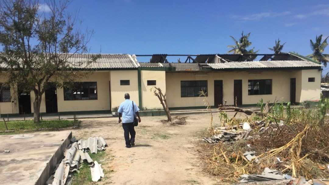 1 ano depois do Ciclone Idai