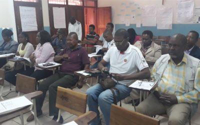 FEC inicia novo projeto de Educação de Infância em Moçambique