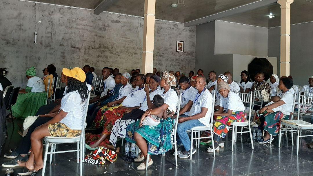 Conferência Provincial sobre Inserção Social em Quipungo