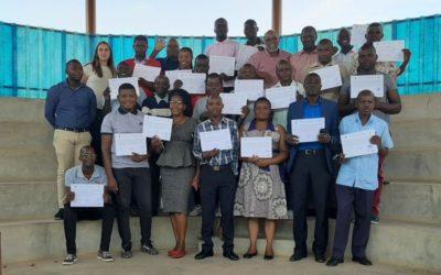 FEC e Caritas de Angola promovem sessões de capacitação no Lubango
