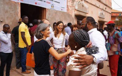 FEC promove Formação Especializada de Inspetores do Ministério da Educação da Guiné-Bissau