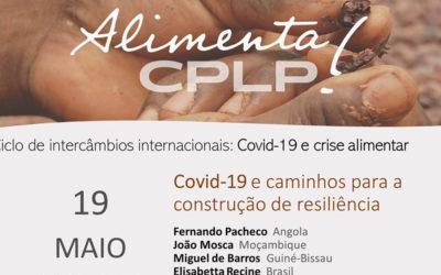 Debate sobre a crise alimentar na CPLP – 19 maio