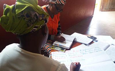 Moçambique – Formação de Formadores em Lichinga