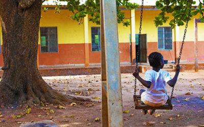 Educação mais inclusiva para melhor cuidar das crianças na Guiné-Bissau
