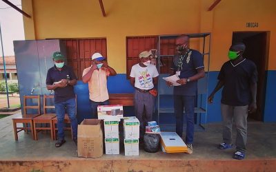 Guiné-Bissau – FEC entrega materiais para Gestão e Administração escolar em Bafatá