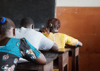 PRECASE – Programa de Reforço de Capacidades do Sistema Educativo