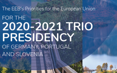 Rede europeia de organizações ambientais de cidadãos apresenta exigências para o Trio da Presidência da UE