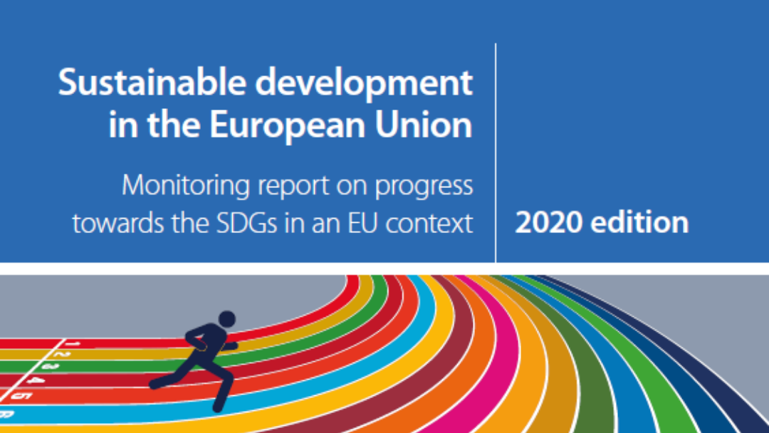 Relatório – Desenvolvimento Sustentável na União Europeia