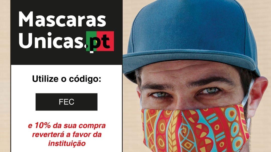 Máscaras Solidárias | Por um mundo para todos