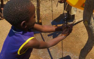 Preparação dos Establecimentos de Educação Pré-Escola para reabertura pós Fecho de Escolas em Moçambique