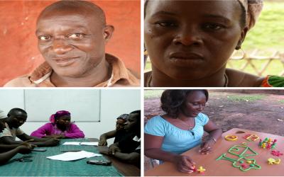 """""""Vidas para a História"""" na Televisão da Guiné-Bissau"""