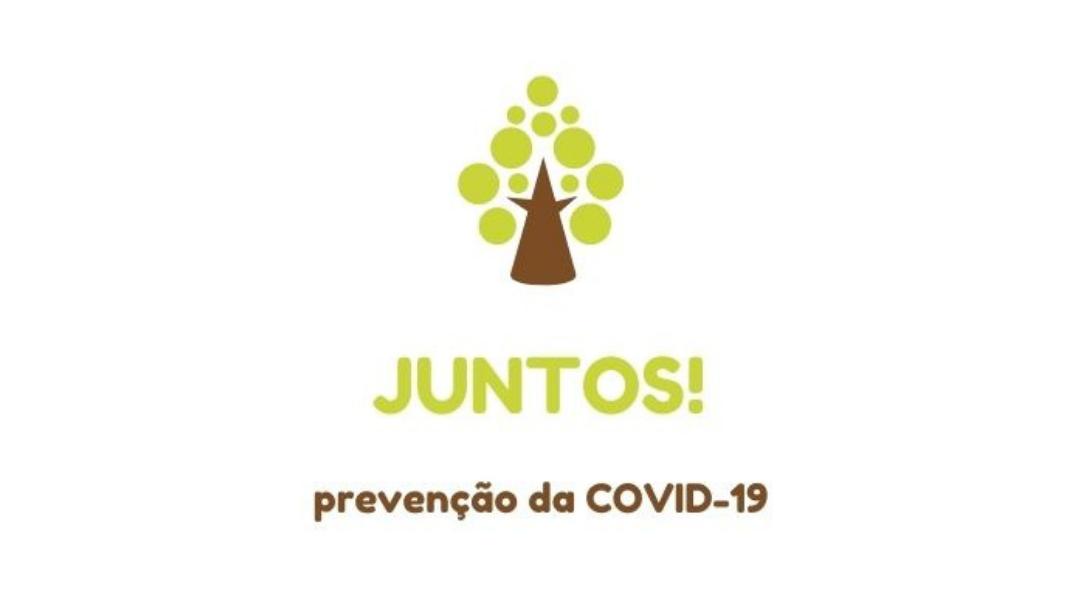 JUNTOS | Prevenção da COVID-19