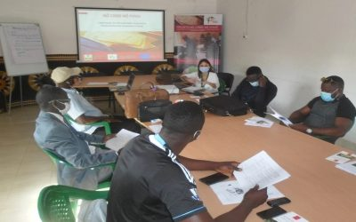 Missão de estudo sobre Registo Civil em Gabú