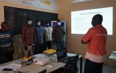 Formação capacita professores de Ensino Básico na Guiné-Bissau