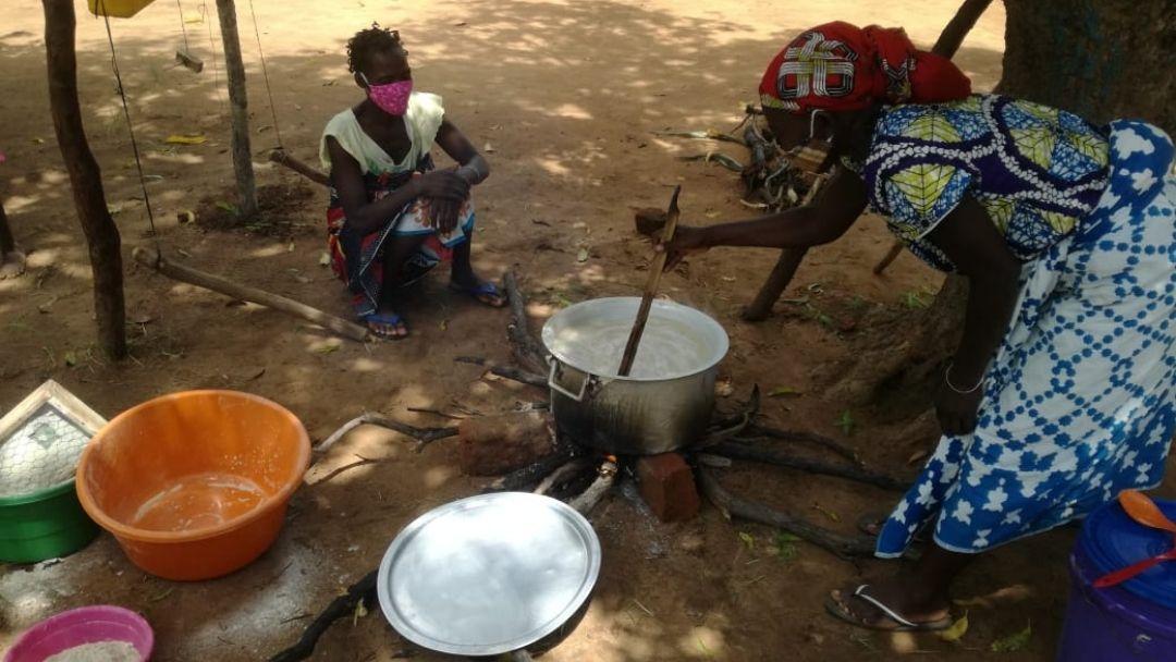 Reforço Nutricional para as crianças das Escolinhas Comunitárias do Niassa