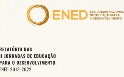 Relatório II: Jornadas de Educação para o Desenvolvimento