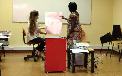 Angola | Projeto Juntos inicia acompanhamento a organizações da sociedade civil