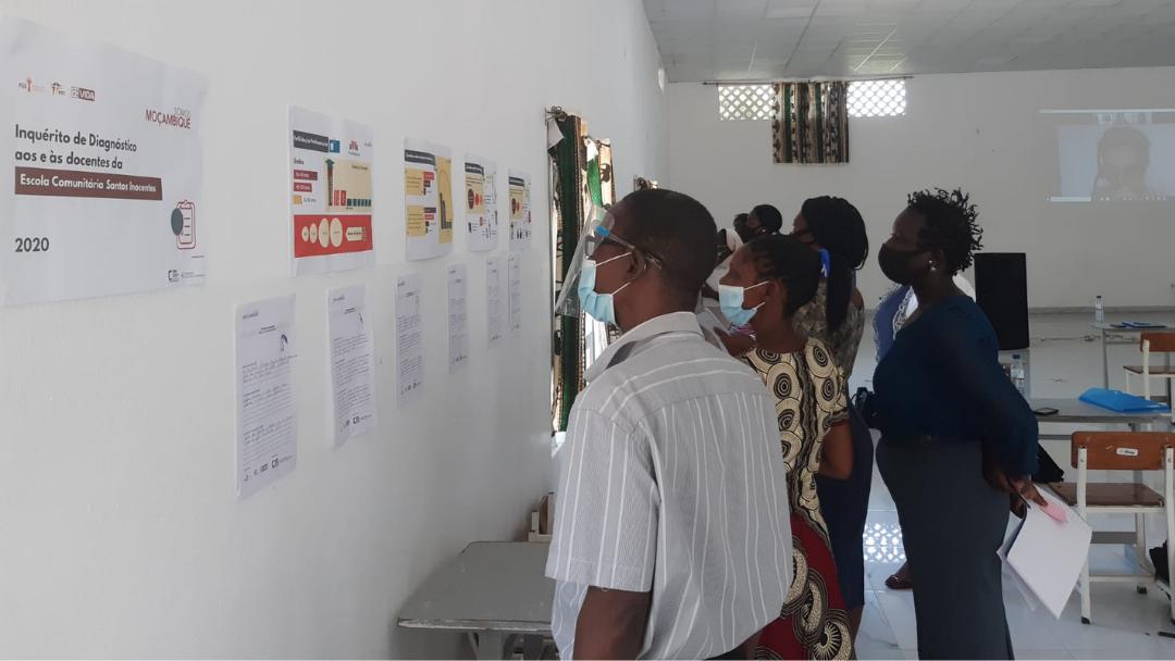 Projeto Somos Moçambique inicia formação para docentes em escolas da Beira