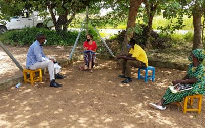 Projeto Othukumana III visita Estabelecimentos de Educação da Diocese de Lichinga