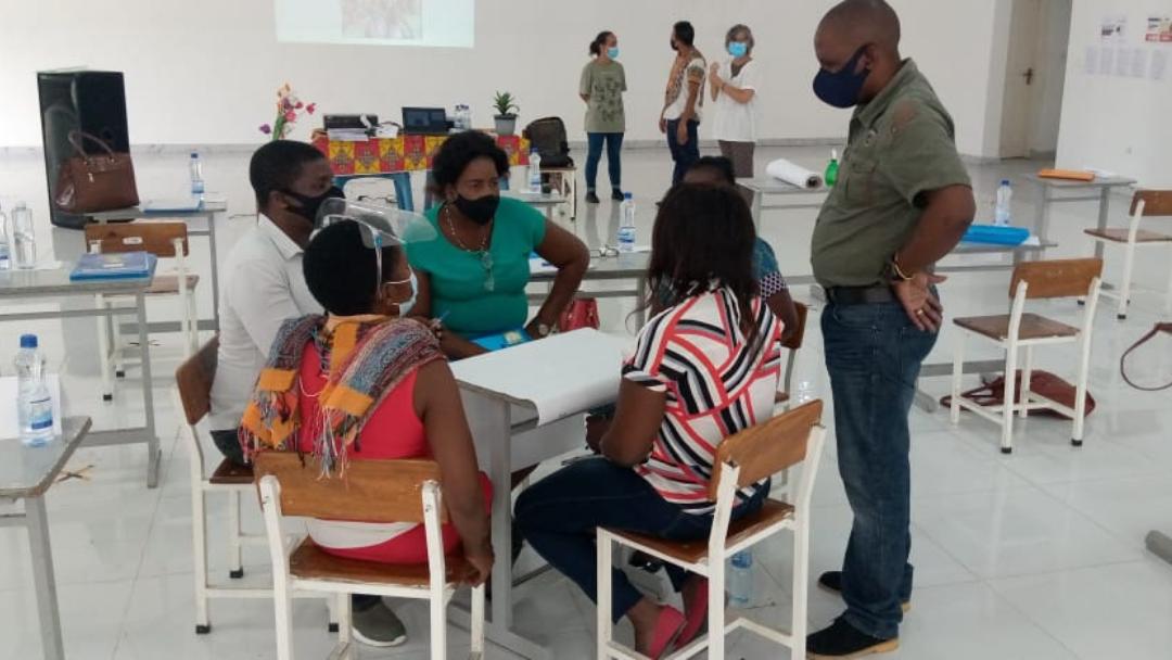 Somos Moçambique: Formação de Professores na Beira Continua