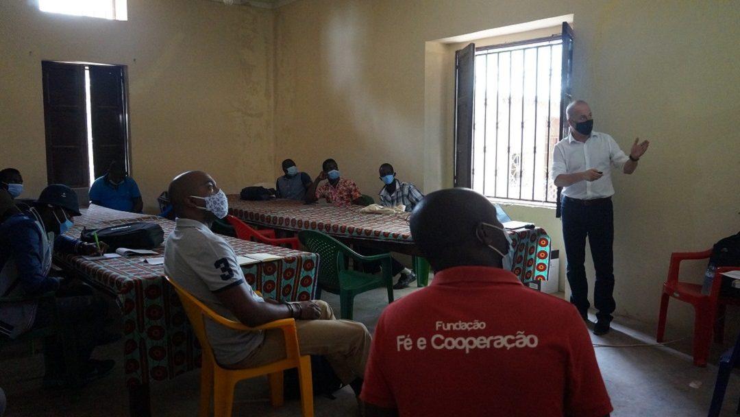 3.ª Missão da Universidade de Évora na Guiné-Bissau