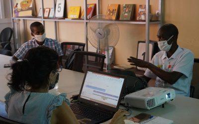 FEC e Caritas Guiné-Bissau planeiam ações na área da proteção social a criança