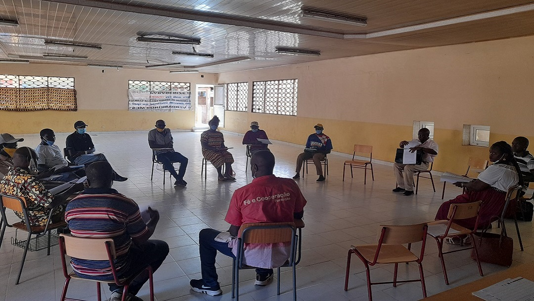 FEC prepara formação em Cidadania e Direitos Humanos na ilha de Bolama