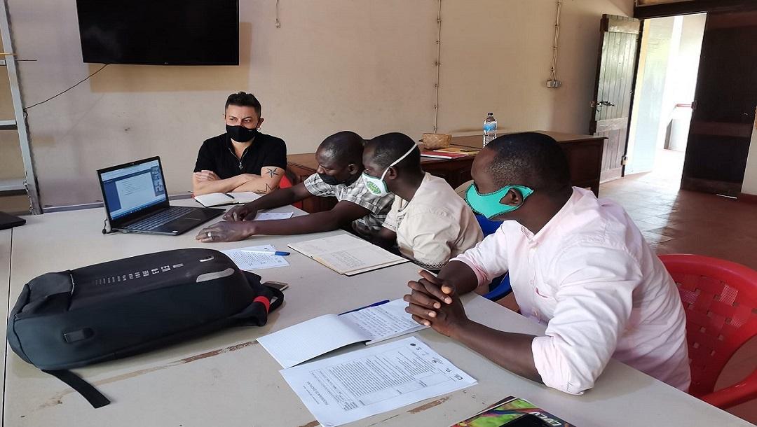 PRECASE apoia Escola Normal 17 de Fevereiro em Bissau