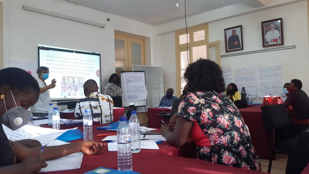 Somos Moçambique   Formação de Diretores e Subdiretores nas Escolas