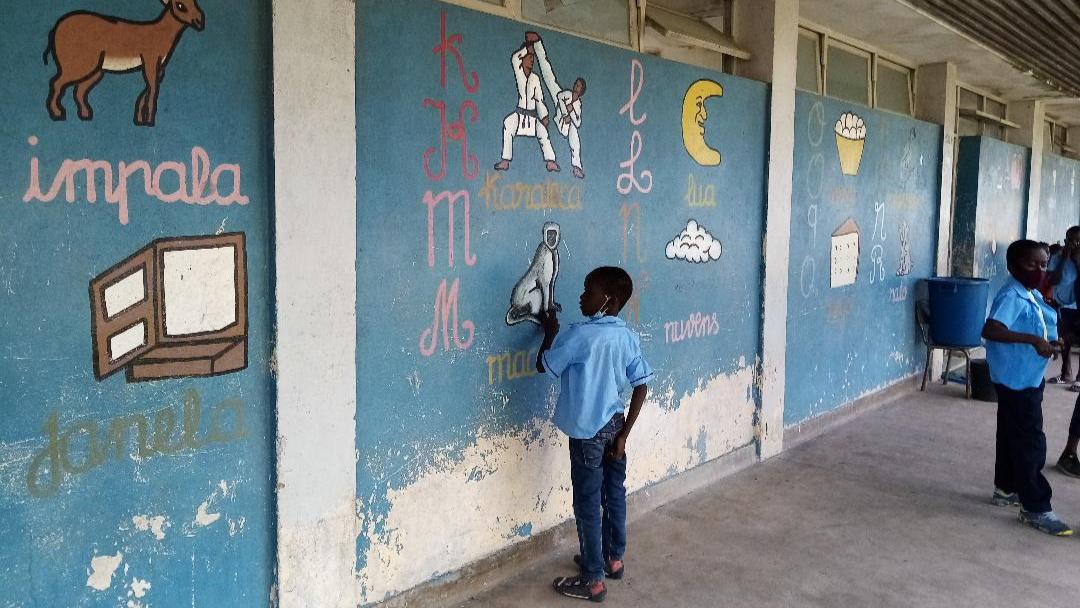 Somos Moçambique   Capacitação de Diretores de Jardins de Infância