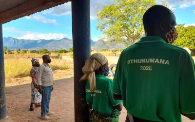 Moçambique   Proteção e garantia dos Direitos da Criança nas comunidades do Niassa