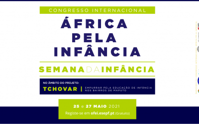 Congresso Internacional África pela Infância | 25 e 27 de maio